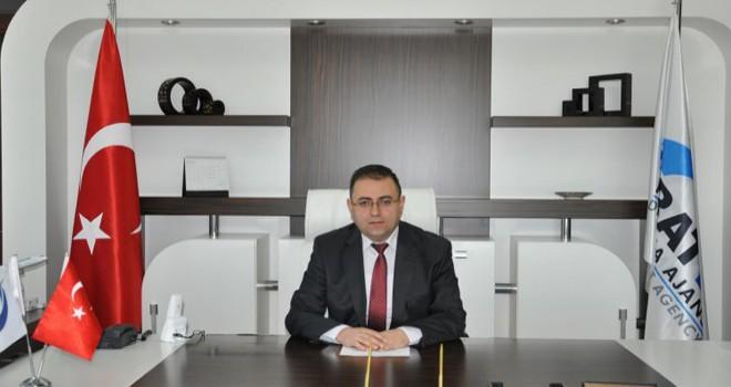 Fırat Kalkınma Ajansı Genel Sekreteri Mesut Öztop