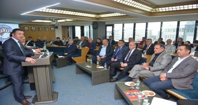 DTOBaşkanı Erdoğan: Teşvikler arttı
