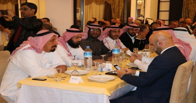 Arap işadamları Niğde'yi inceliyor
