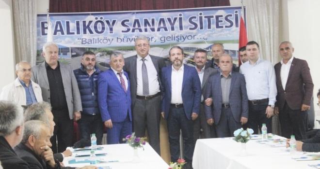 Balıköye Sanayi Sitesi