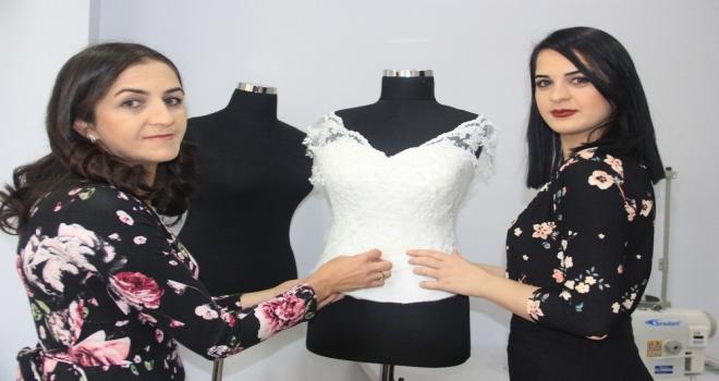 Dara Ceyhan'dan Hakkari'ye moda evi