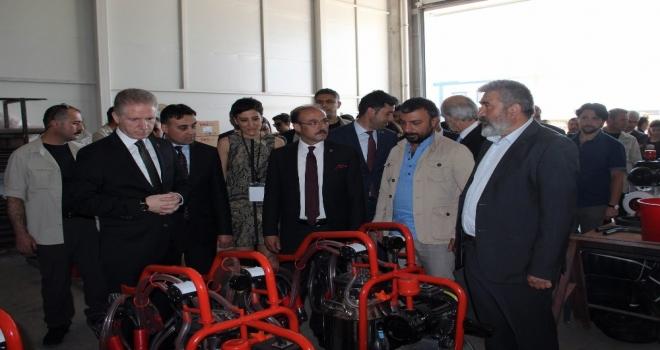 Sivas'ta iş geliştirme merkezi tecrübeli eleman yetiştirecek