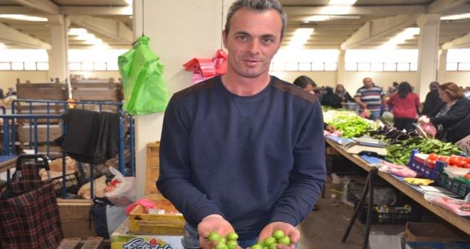 Erik fiyatı 100 TL'den başladı hasatla birlikte 6 TL'ye düştü