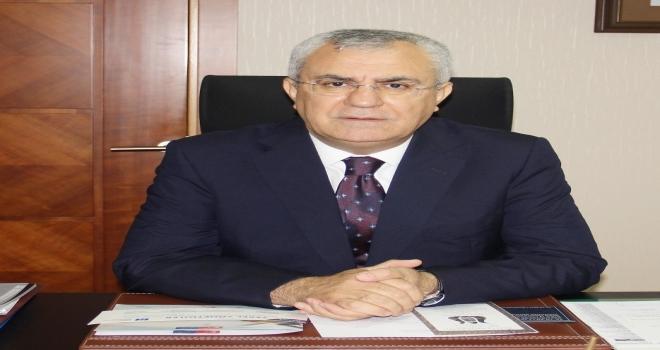 ATHİB Başkan Yardımcısı 'TİM'de