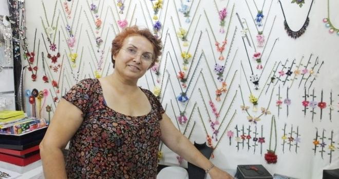 Burhaniyede Açılan Kurslar Kadınları Üretici Yaptı