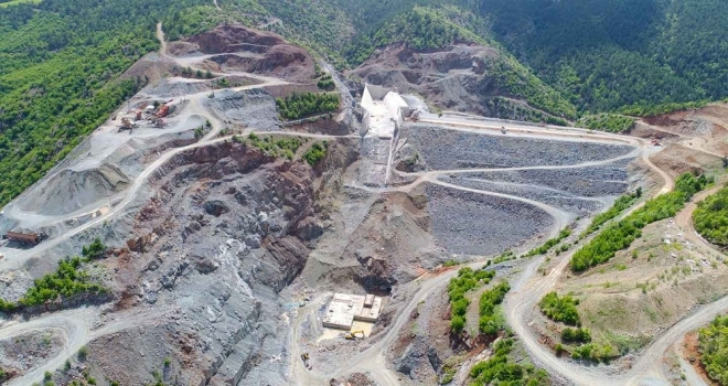 Obrucak Barajı Tamamlandığında 140 Bin Dekarlık Alan Sulanabilecek