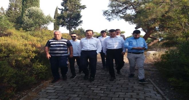 Ak Partili Çalışkan: Foça Tatil Köyü İlçeye Büyük Katkı Sağlayacak