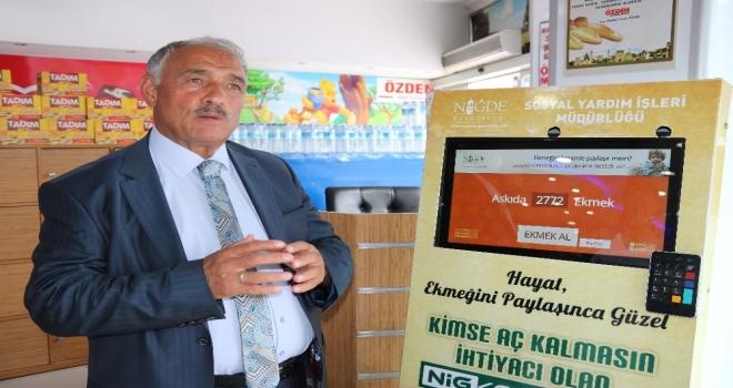 Niğde Belediyesi 310 Bin 580 Ekmeği İhtiyaç Sahiplerine Ulaştırdı