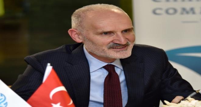 İto Başkanı Avdagiçten Abdnin Türkiyeye Yönelik Yaptırım Kararına Tepki