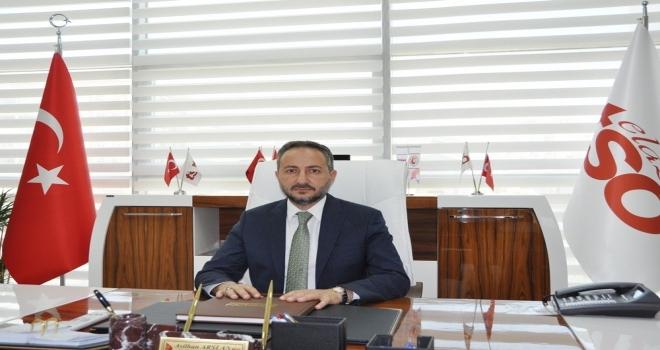 """Elazığ Tso Başkanı Arslan:100 Günlük İcraat Programı Bizleri Heyecanlandırdı"""""""