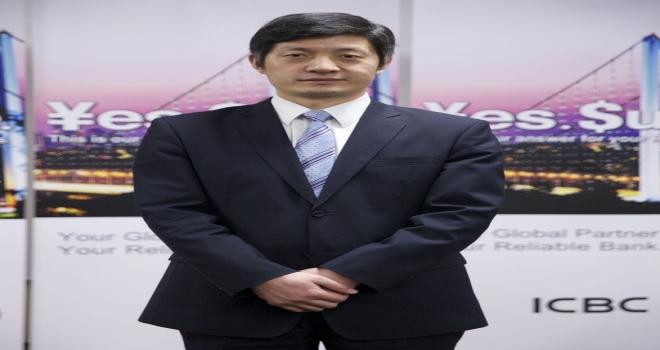 Xiangyang Gao artık ICBC Turkey Başkanı