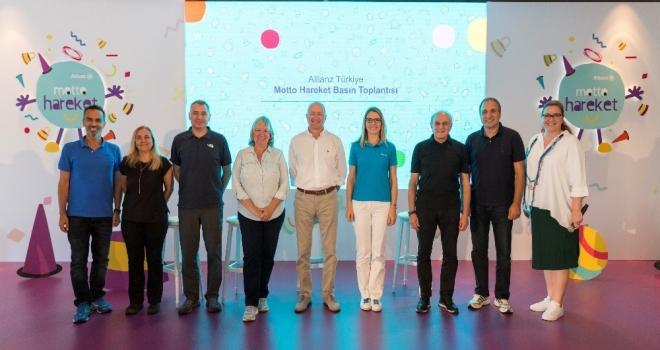 Allianz Türkiye, Tasarladığı Sosyal Sorumluluk Programını Tanıttı