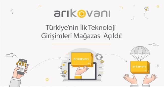 Arıkovanı Mağaza, Türkiyede Girişimcilere Pazar Yeri Açacak