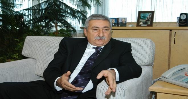 """Tesk Başkanı Palandöken: """"Pos Cihazı Komisyonları Düşürülmeli"""""""