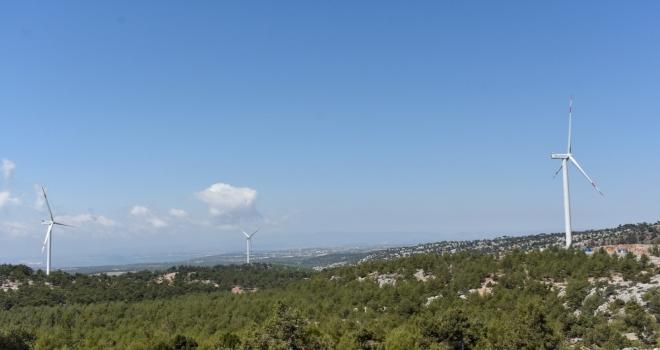 Yenilenebilir Rüzgâr Enerjisine 315 Milyon Tllik Yatırım