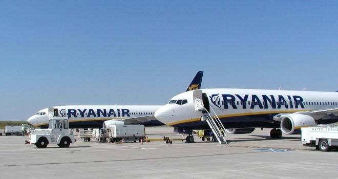Ryanair Pilotları Greve Gitti, 50 Bin Yolcu Mağdur Oldu