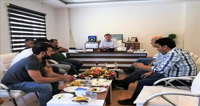 Mardin Bulgurcular Derneğinden Acil Durum Toplantısı