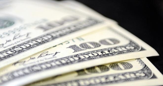 Dolardaki düşüş yüzde 5'i geçti!