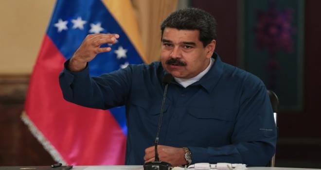 Maduro: Kaçakçılığı Önlemek İçin Benzin Fiyatlarının Artması Gerekiyor