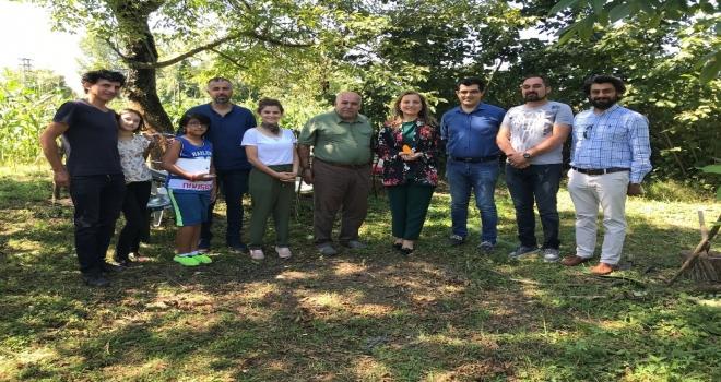 Ekoturizm Ve Tıbbi Bitki Yetiştiriciliği Girişimleri Sürürüyor