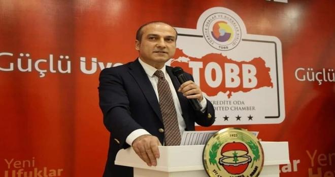 Atso Başkanı Kırlangıç: Yerli Malı Ürünler Tercih Edilmeli