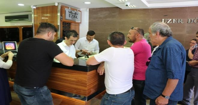 Nevşehirde Türk Lirası Sıkıntısı Yaşanıyor