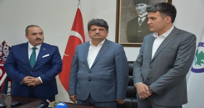Türkmenistanlı İş Adamından Kırıkkaleye Yatırım