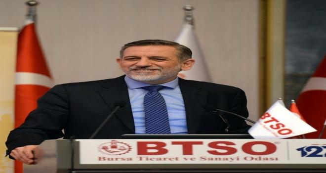 BTSO İlk 250 Büyük Firma Araştırmasını Açıkladı