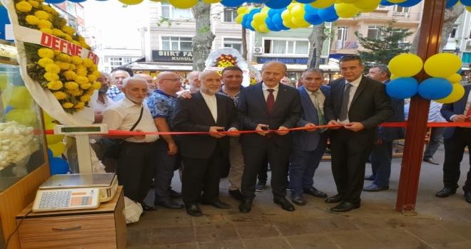 Siirt Fatih Gıda 2'nci şubesini açtı