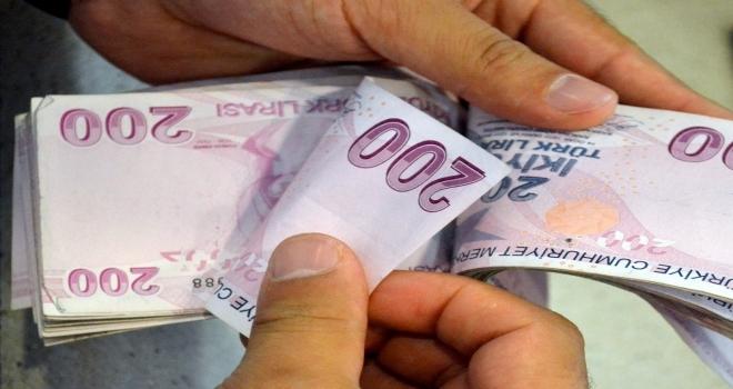 Merkezi Yönetim Brüt Borç Stoku 1 Trilyon 9 Milyar Lira Oldu