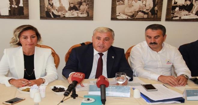 Zeytin Ve Zeytinyağında Son 4 Sezonun İhracat Rekoru Kırıldı