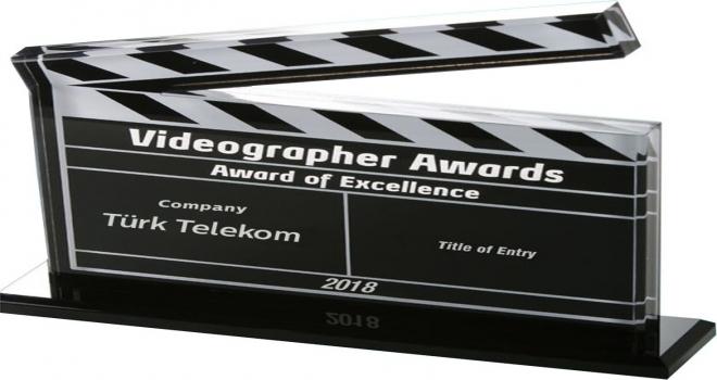 Türk Telekom Uluslararası Video Ödüllerinden Ödüllerle Döndü