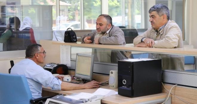 Siirtte 3 Bin 815 Vatandaş Belediyedeki Vergi Borcunu Yapılandırdı