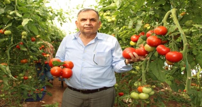Kumluca Ziraat Odası Başkanı Süleyman Kayhan: