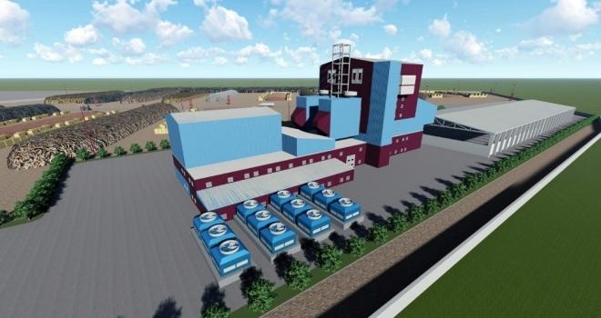 Yılda 250 Bin Ton Atık Bertarafı İle 200 Milyon Kw/saat Elektrik Üretilecek