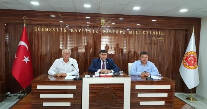 İl Genel Meclisi Toplantısı Yapıldı