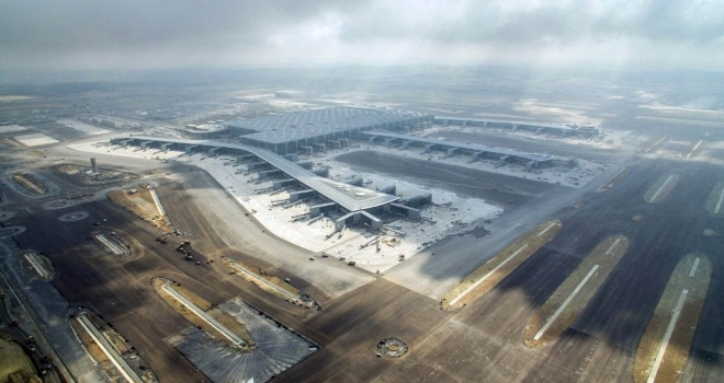 İstanbul Yeni Havalimanının Yolcu Taşıma İhalesi Sonuçlandı