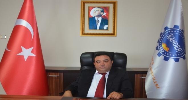 """Murat Orhan:  """"Hakim Hissedarlar Kardemir Aş. İle Ticaret Yapamayacak"""