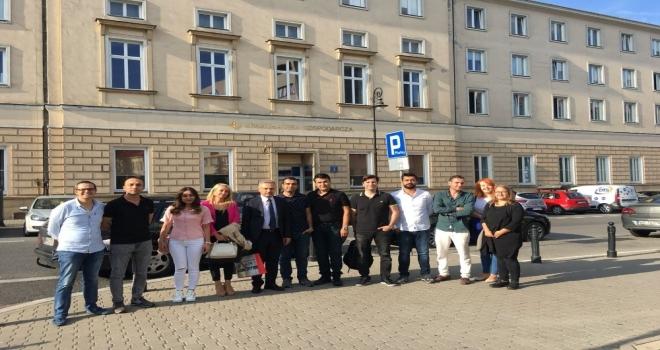 Aosbden Polonyaya Ticaret Atağı