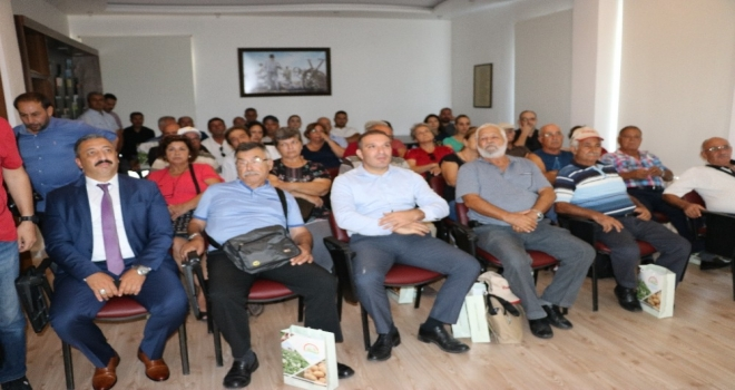 Kktcli Patates Üreticileri Patates Araştırma Enstitüsünü Gezdi