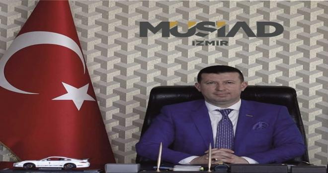 Müsiad İzmir Başkanı Ülkü Büyüme Rakamlarını Değerlendirdi