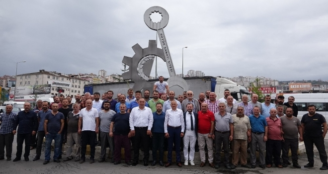 Trabzona Yeni Sanayi Sitesi İçin İlk Adım Atıldı