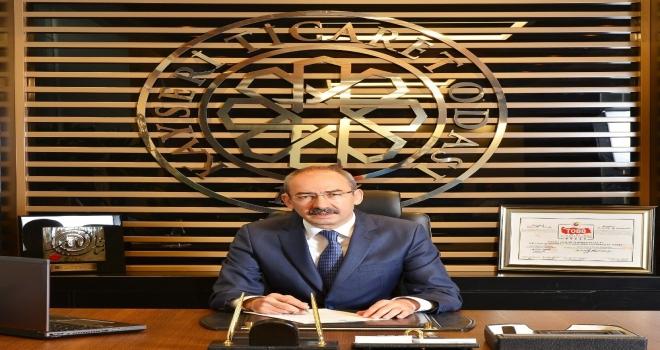 Başkan Gülsoy 2018 İkinci Çeyrek Büyüme Rakamlarını Değerlendirdi