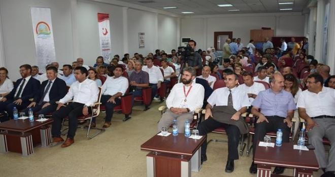 Suriyelilerin Tarımsal Bilgilerinin Arttırılması Projesi