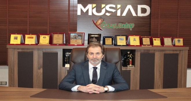 Müsiad Başkanı Çelenk, Büyüme Rakamlarını Değerlendirdi