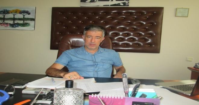 Bandırma Orman İşletme Müdürü Nişancı: