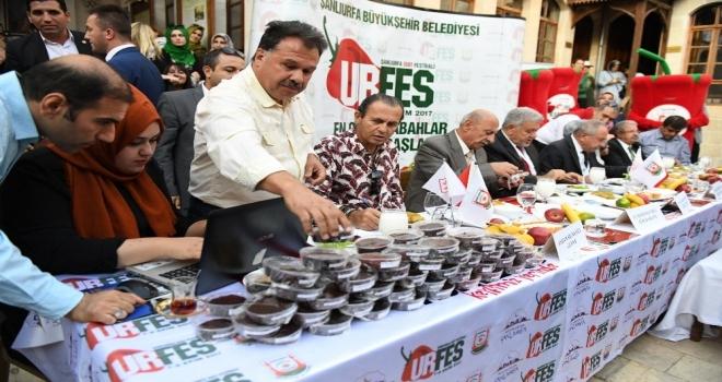 Şanlıurfada 'İsot Festivali Düzenlenecek
