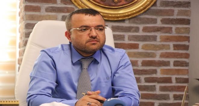 """Arslantaştan Hükümete Çağrı: """"İnşaat Sektörü Sıkıntı İçerisinde, Hükümet Duruma Müdahale Etsin"""""""