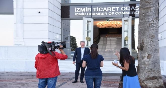 1.4 Milyar İnsan İzmiri İzleyecek