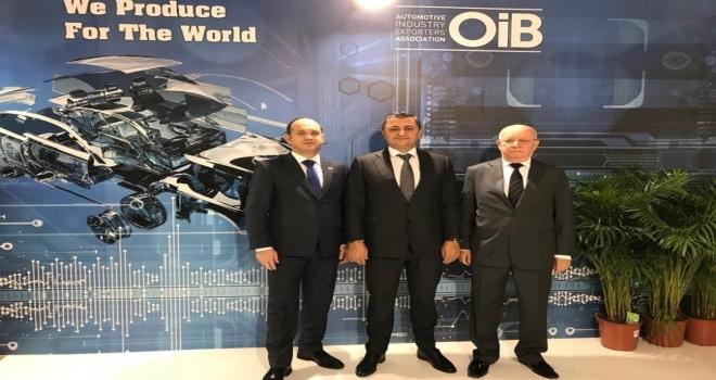 Türk Otomotiv Yan Sanayi Almanyada 'Kalite Şovu Yaptı